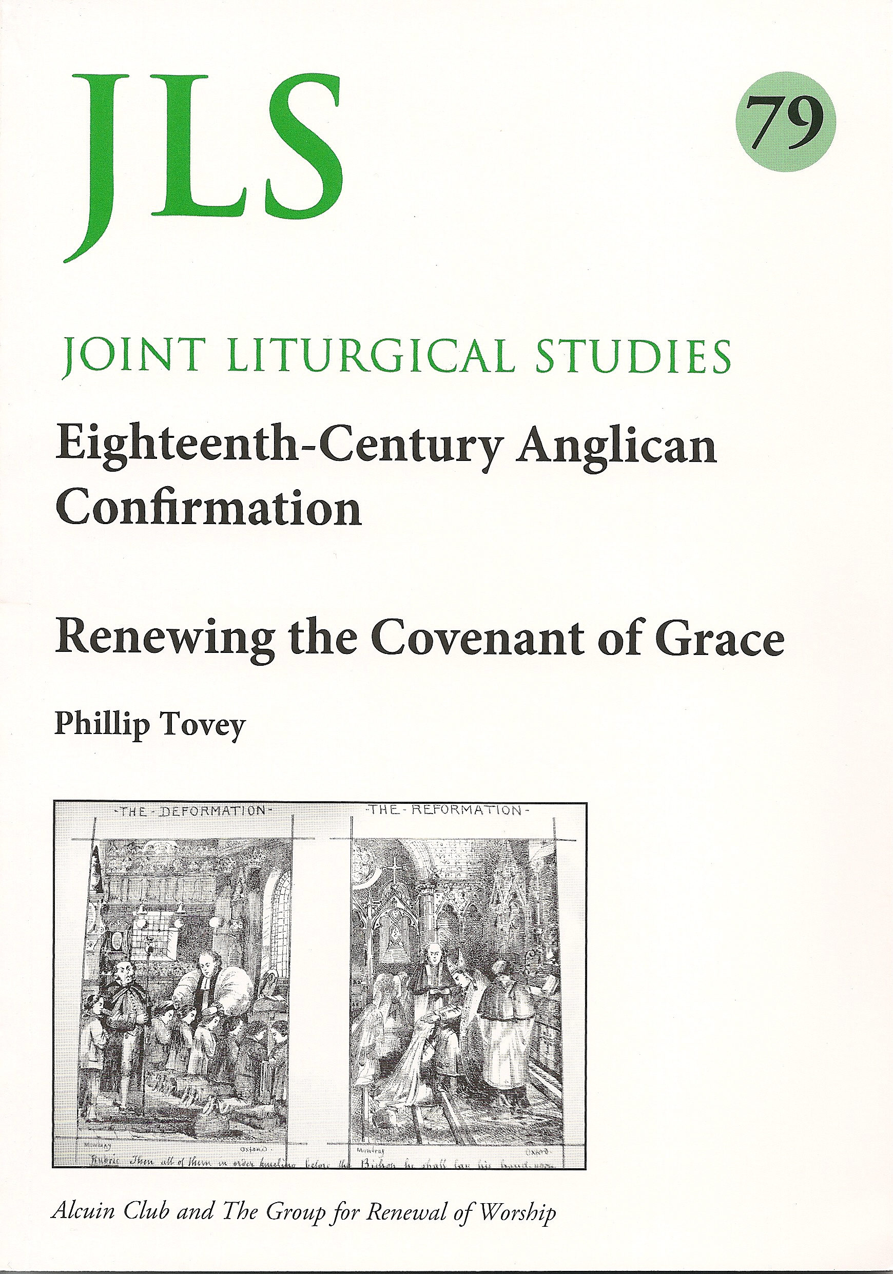 Eighteenth-Century Anglican Confirmation