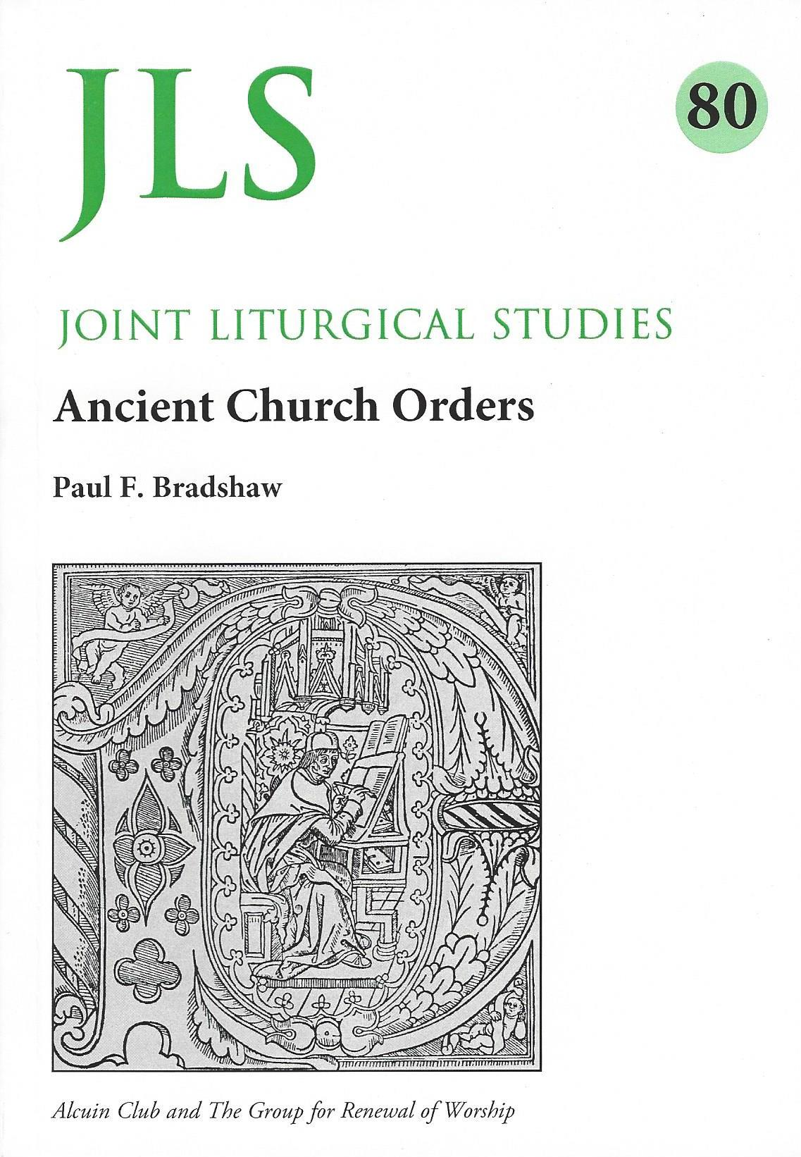 JLS 80 Ancient Church Orders